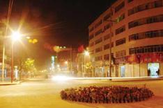 千阳县概况:城镇建设