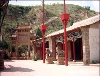 榆林旅游景点:韩世忠故里―蕲王庙