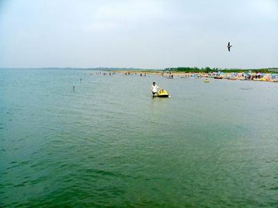 榆林旅游景点:神湖【神木红碱淖】