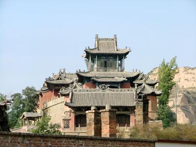 榆林旅游景点:米脂李自成行宫