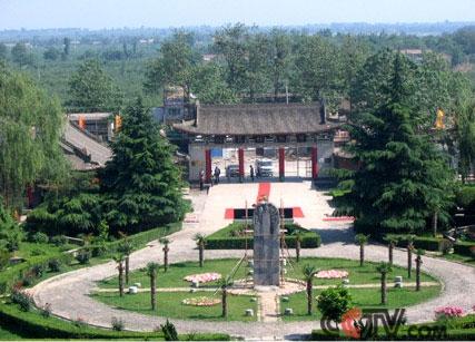 咸阳景点:昭陵博物馆