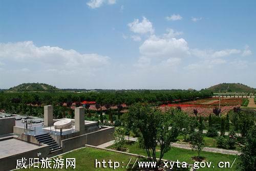 咸阳景点:汉阳陵博物苑旅游