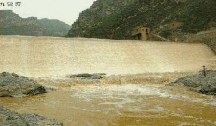 秦郑国渠遗址