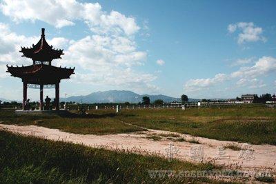 三原美景:池阳湖风景区