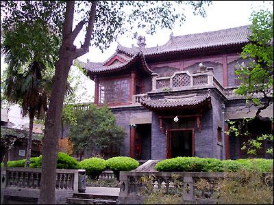西安旅游景点:杨虎城故居