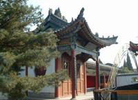 凤翔县旅游景点:六营民俗村