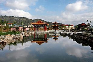 彬县豳风园