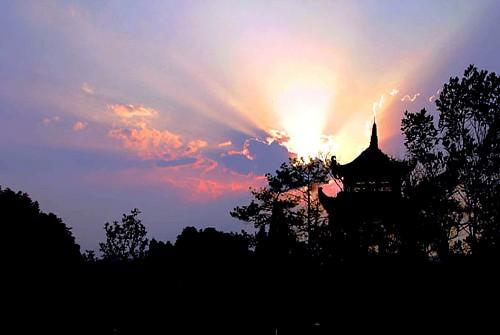 白河县旅游景点:白河八景