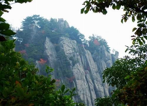 千阳天台山风景区