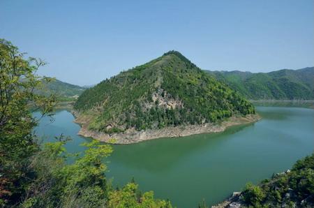 商州仙娥湖旅游区