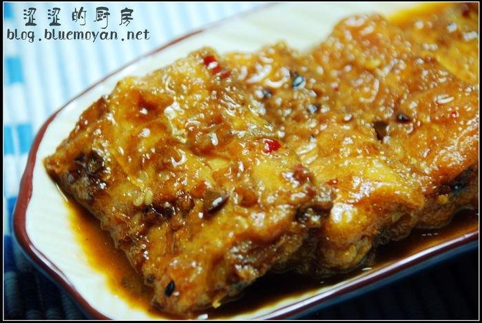 商洛美食:香辣带鱼