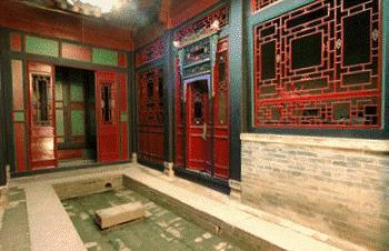 旬邑县旅游景点:旬邑唐家民宅