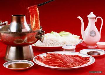 华阴市民间小吃:火锅子