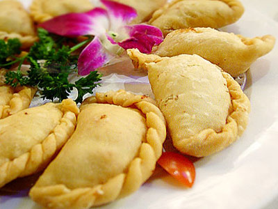 渭南市美食:美原酥饺