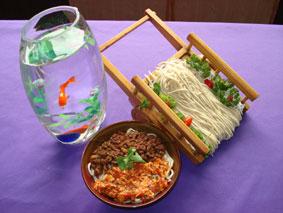 耀州区美食:小丘犁面