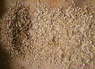 临渭区民间小吃:芝麻盐