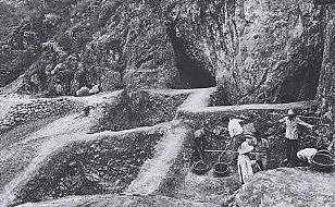 商洛市景点介绍:花石浪遗址