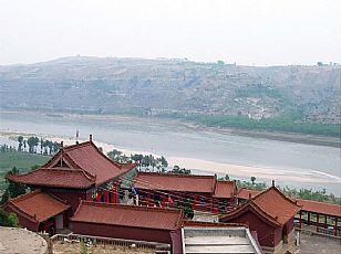 榆林市旅游景点:西津寺