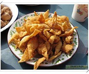 延安市美食:麻叶-黄陵