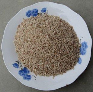 延安市地方特产:香谷米