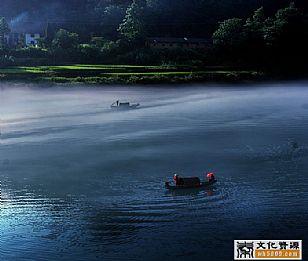 铜川市旅游景点:南山晓雾