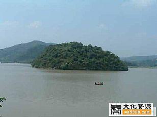 铜川市旅游景点:福地湖