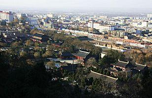 临潼区自然风光:华清池