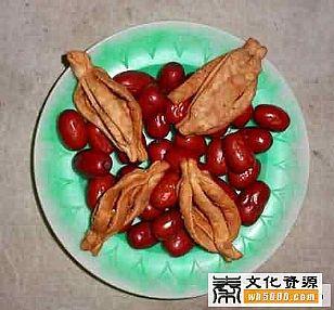 咸阳市美食:酒枣