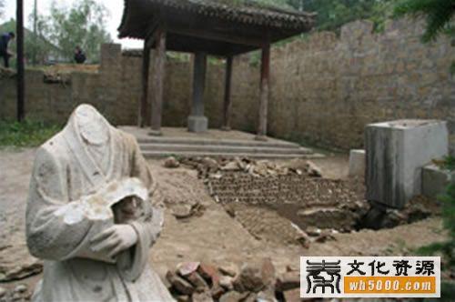 铜川市旅游景点:姜女泉
