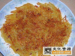 凤县美食:洋芋煎饼