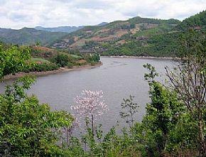 西乡县七星湖风景区