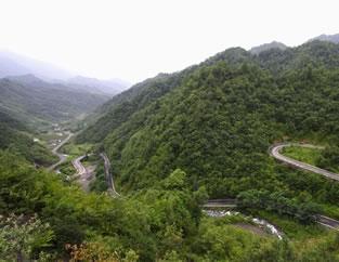 镇坪化龙山自然保护区(小神农架)