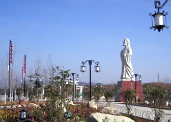 洛南仓圣祠