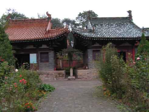 丹凤二郎庙