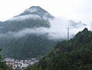 宁陕天华山国家级森林公园