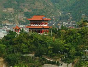 镇安虹化山公园(龙首山、龙首寨)