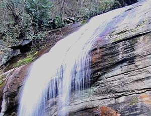 白河坎子瀑布