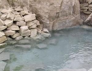吴堡横沟温泉