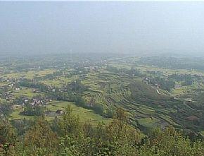 西乡县中南山