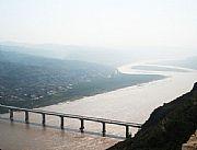 佳县佳临黄河大桥