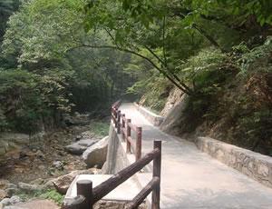 户县太平森林公园