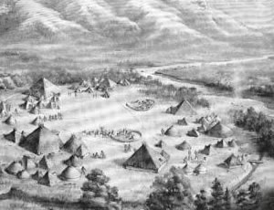 临潼姜寨原始村落遗址