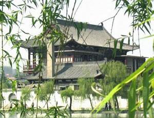 西安兴庆宫公园(兴庆宫遗址)