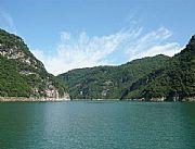 宁强白龙湖风景区