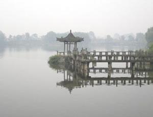 户县��陂湖