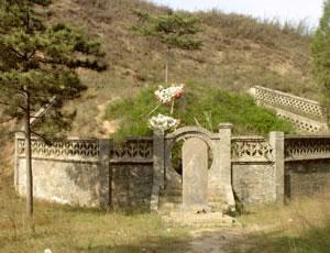 白水杜康庙 杜康墓