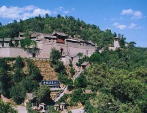 中国药王山(五台山)