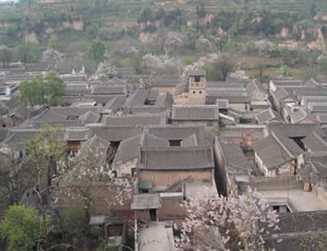 韩城党家村