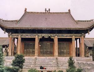 韩城法王庙