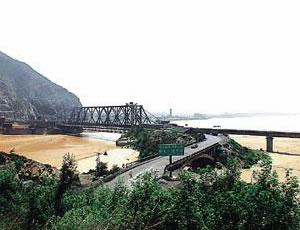 韩城黄河龙门风景名胜区